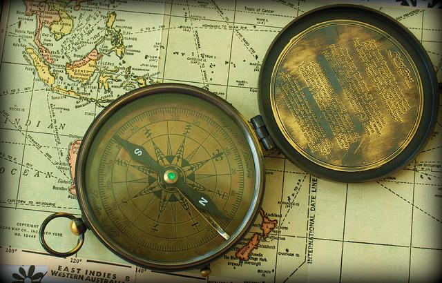 compass human navigation