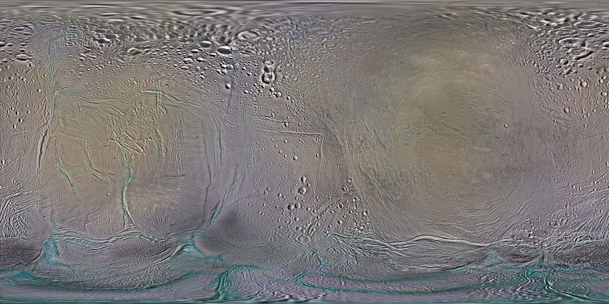 The icy giant – Enceladus | Day 121