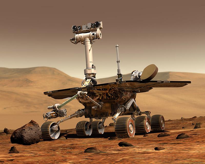 mars rover mars one