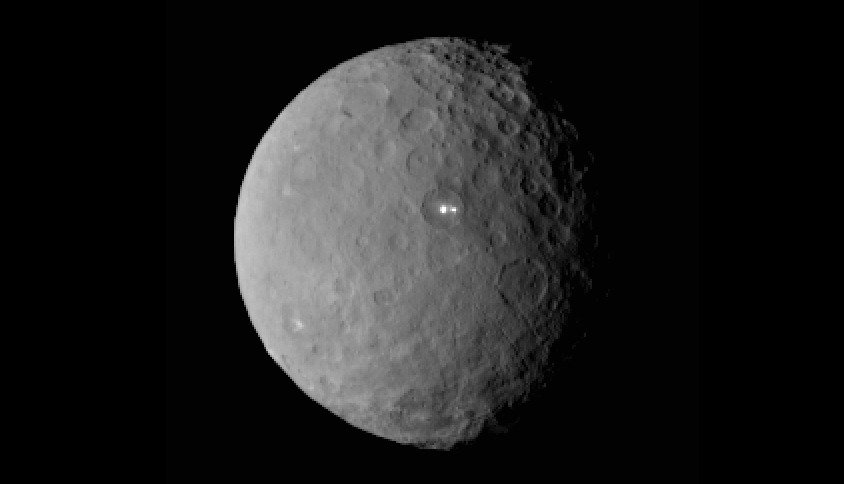 spots on Ceres