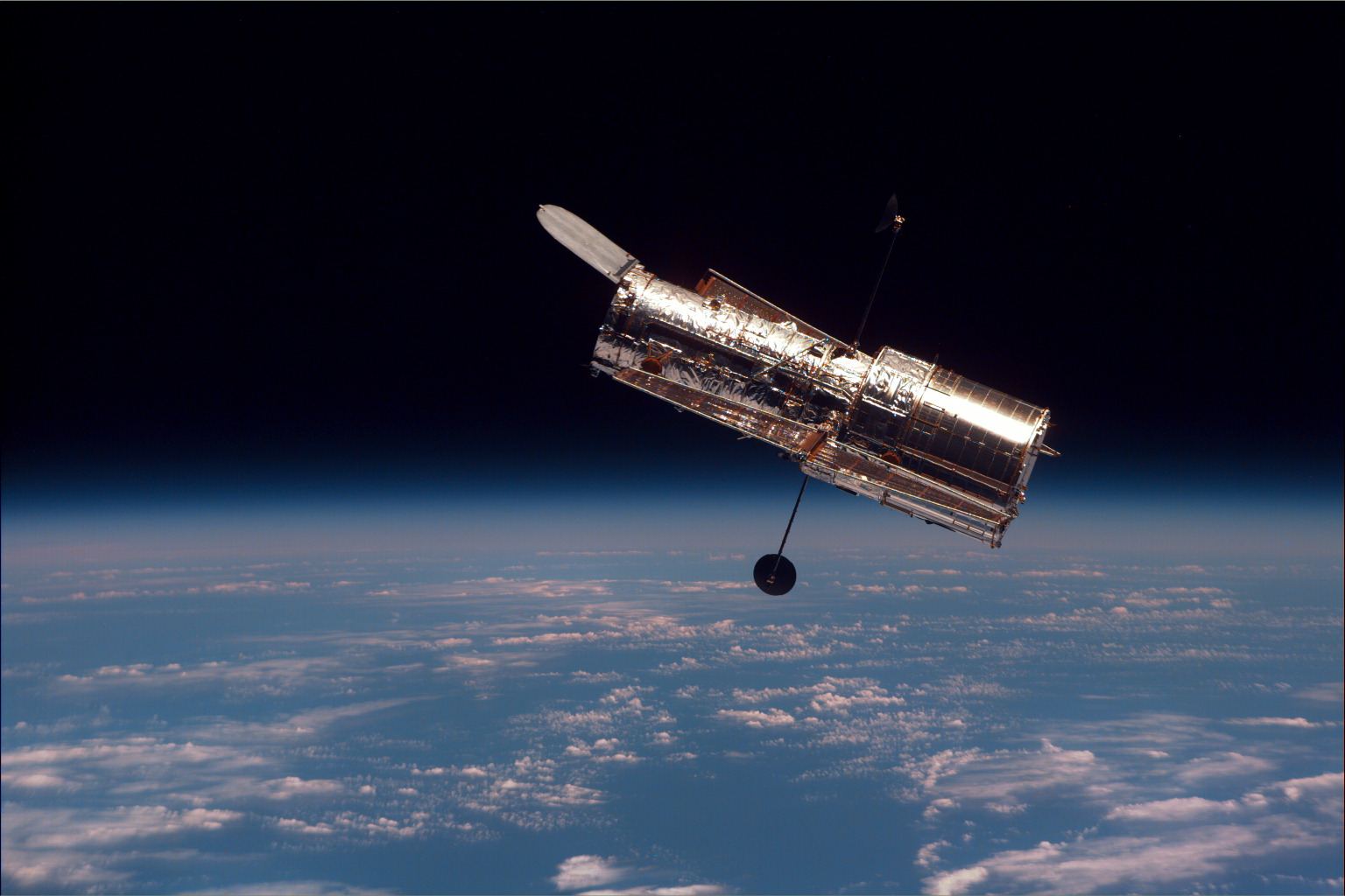 Happy 25 years, Hubble! | Day 251
