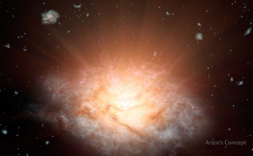 The most luminous galaxy to date | Day 285