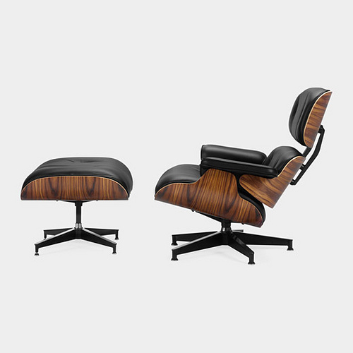 eames lounge photo