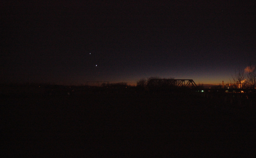 Picture Wednesday: Two planets meet in the sky | Day 317