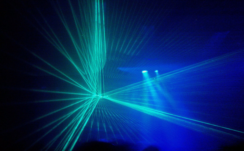 Picture Wednesday: Where lasers and science art meet | Day 359