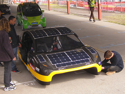 world solar challenge photo