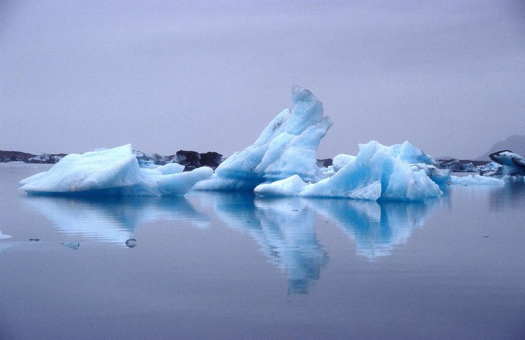 Three sentences on melting ice   Day 49