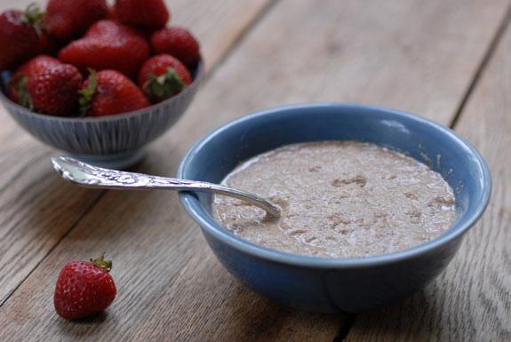 Science porridge | Day 219