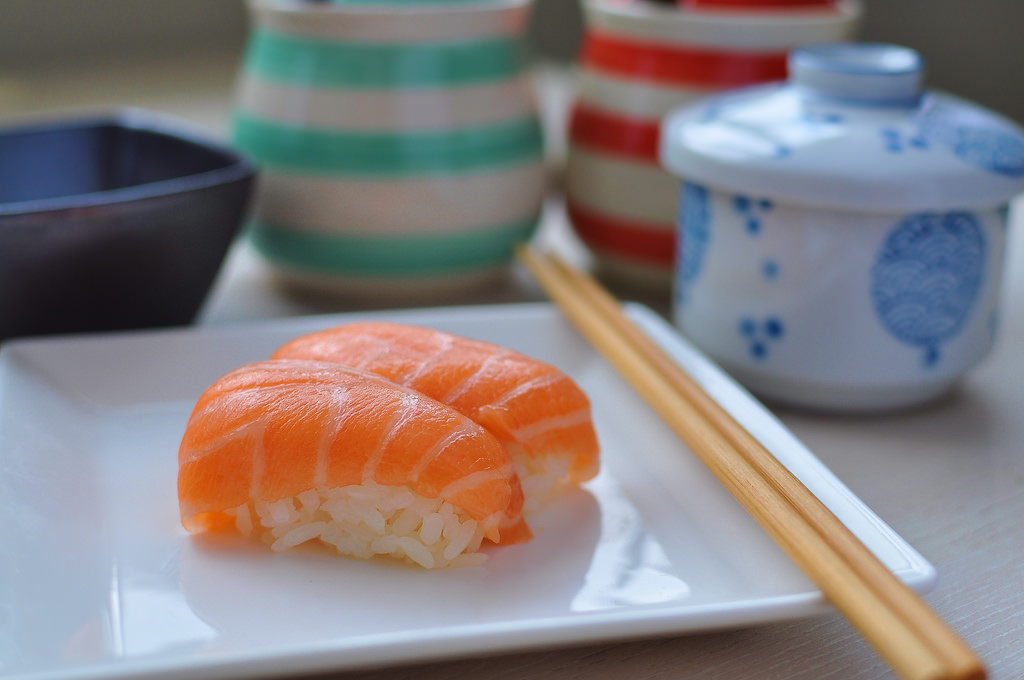 Salmon contains astaxanthin, get over it | Day 218