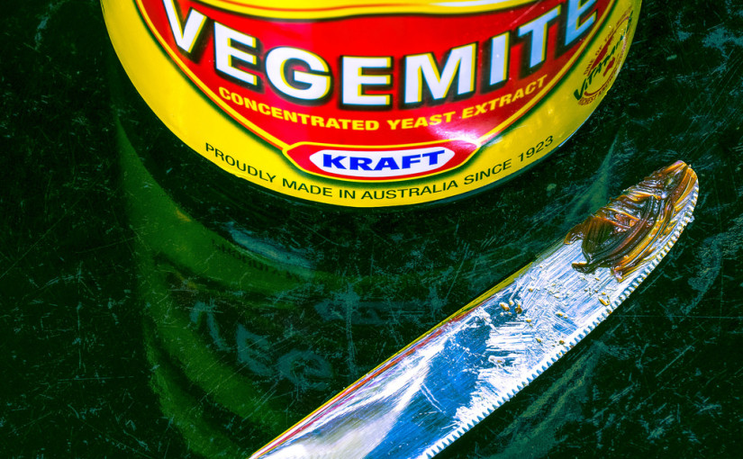 Vegemite alcohol, who would believe that? | Day 356